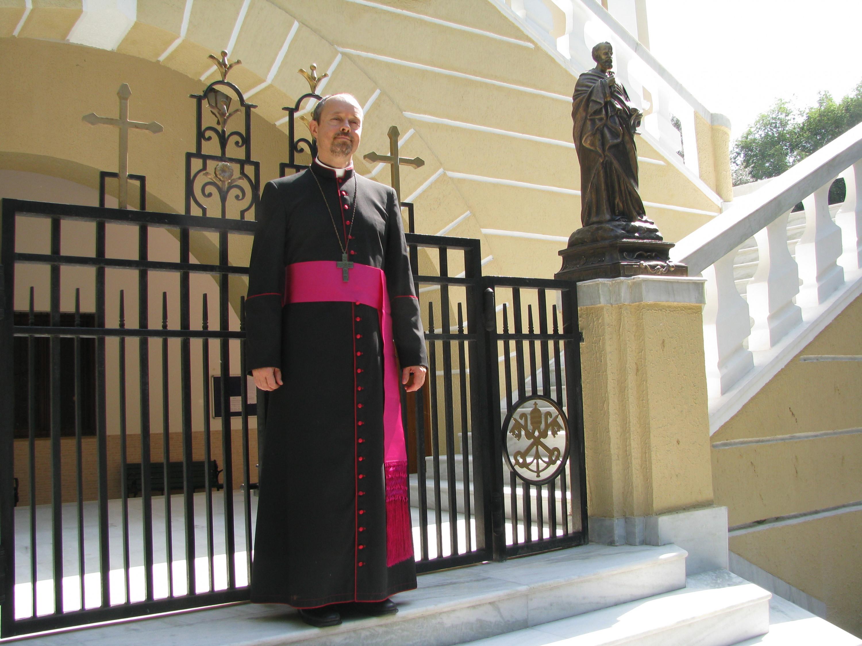 Msgr. Mitja Leskovar