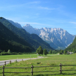 Logarska dolina (photo: Žiga / Wikimedia Commons)