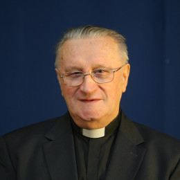 msgr. Franc Bole (photo: ARO)