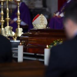 Pogreb nadškofa Alojza Urana (photo: Rok Mihevc)