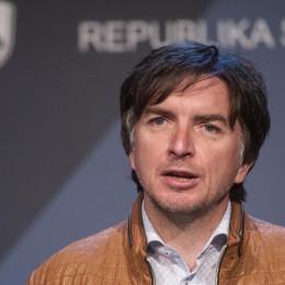 Direktor Klinike Golnik dr. Aleš Rozman (photo: STA)