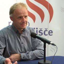 Duhovnik Radko Klemenčič (photo: posnetek zaslona)