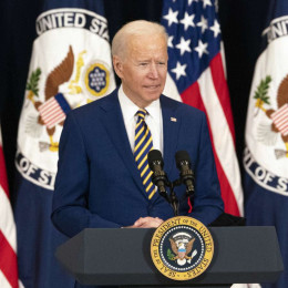 Ameriski predsednik Joe Biden (photo: dpa/STA)