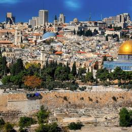 Jeruzalem, Sveta dežela, Izrael (photo: Pixabay)