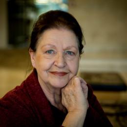 Alenka Puhar (photo: Ana Kovač)