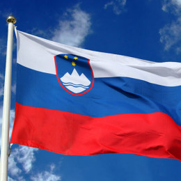 Slovenska zastava (photo: gov.si)
