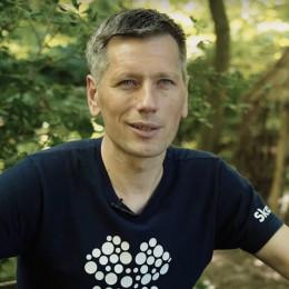 Župnik Mitja Markovič (photo: posnetek zaslona)