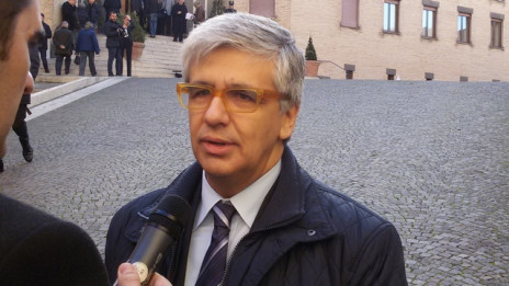 Andrea Tornielli (photo: Marta Jerebič)