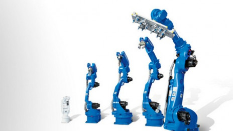 Industrijski robot, Yaskawa Electric (photo: yaskawa.eu.com)