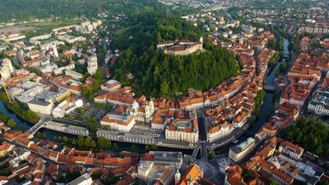 Mesto Ljubljana. (photo: World of Wanderlust)