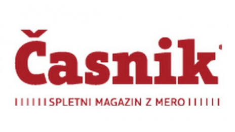 Časnik.si (photo: Splet)