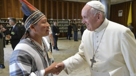 Sinoda o Amazoniji (photo: vaticannews.va)