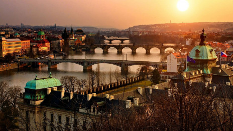Praga (photo: Jakub Hruška / Pixabay)