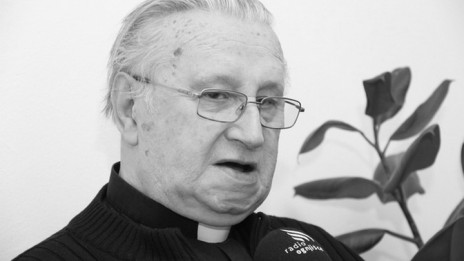 msgr. Franc Bole (photo: Izidor Šček)
