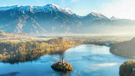 Bled (photo: Walkerssk / Pixabay)