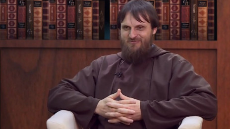 Br. Jurij Štravs (photo: exodus.si)