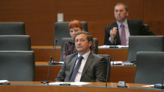 Karl Erjavec (photo: ARO)