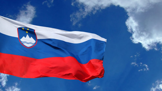 Slovenska zastava (photo: gov.si)
