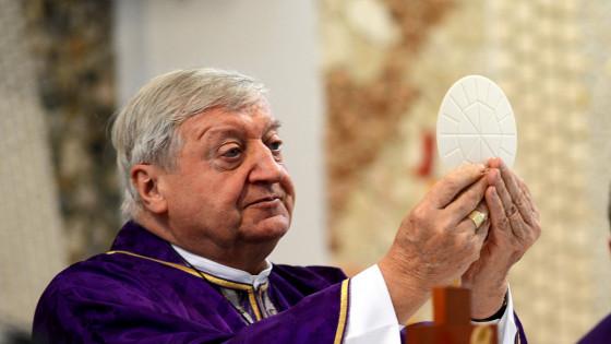 Nadškof Alojz Uran (photo: Rok Mihevc)