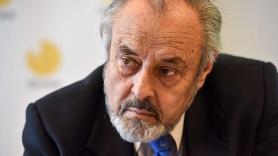 Dr. Ernest Petrič (photo: STA)