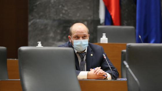 Janez Poklukar (photo: Državni zbor/Matija Sušnik)