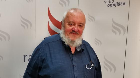 Dr. Stane Granda (photo: Jakob Čuk)