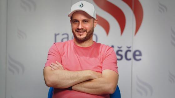 Mitja Okorn, režiser in scenarist (photo: Izidor Šček )