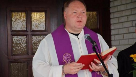 Duhovnik Boštjan Čeh (photo: Pomurec.com)