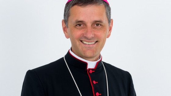 Škof dr. Andrej Saje (photo: Škofija Novo mesto)