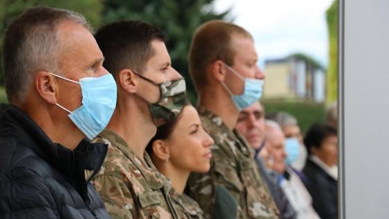 Romanje vojakov na Brezje (photo: Romarski urad Brezje)