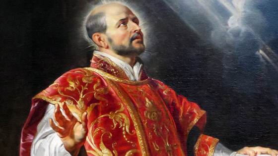 Sv. Ignacij Lojolski (photo: wikipedia)