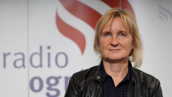 Dr. Irena Preložnik Zupan: 'Za dobro kri se potrudimo z zdravim življenjskim slogom.' (photo: Rok Mihevc)