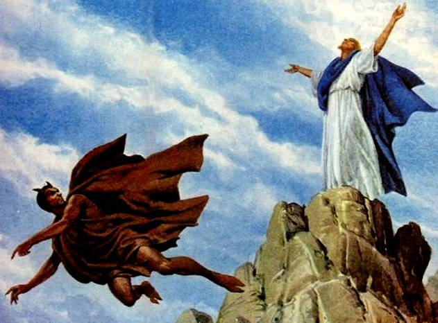 Rezultat iskanja slik za jezusove skušnjave