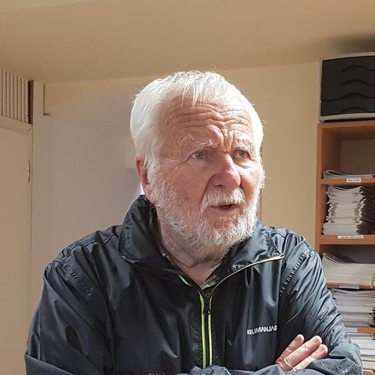 dr. Hubert Požarnik